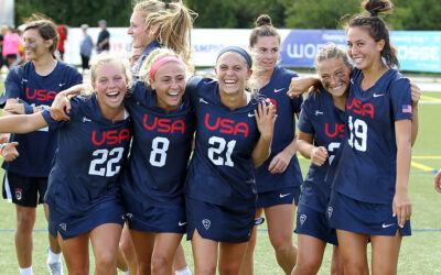 U.S. Teams Featured on World Lacrosse Rewind on LSN
